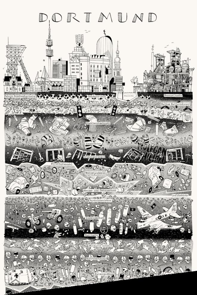 Wolfgang Philippi Dortmund Plakat