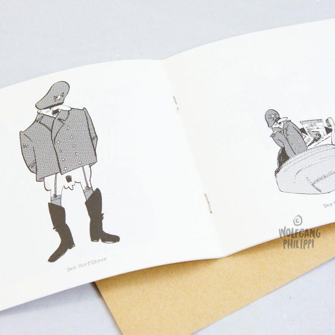 Führerwitze Heft Wolfgang Philipp