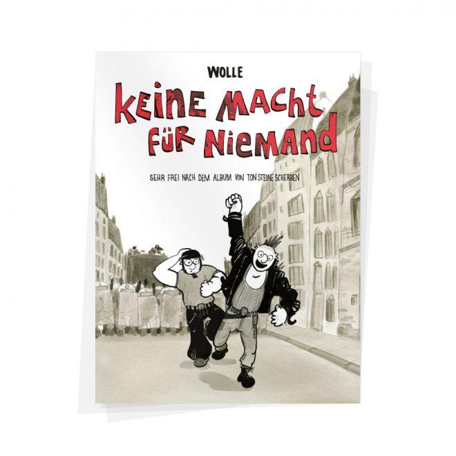 Keine Macht Für Niemand Comic Wolfgang Philippi