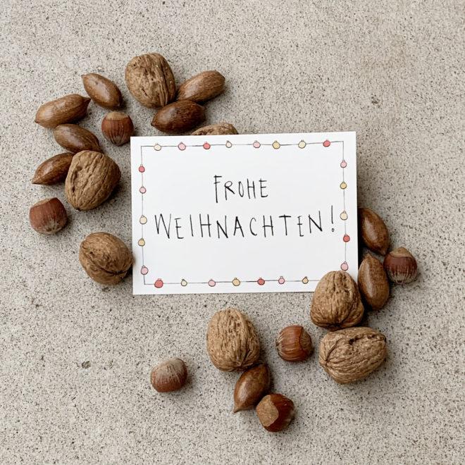 Kugelkette Weihnachten Wolfgang Philippi
